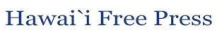 Hawaii Free Press Logo